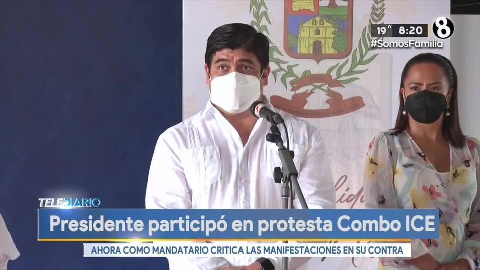 Noticias Telediario, con Douglas Sánchez 26 de julio de 2021