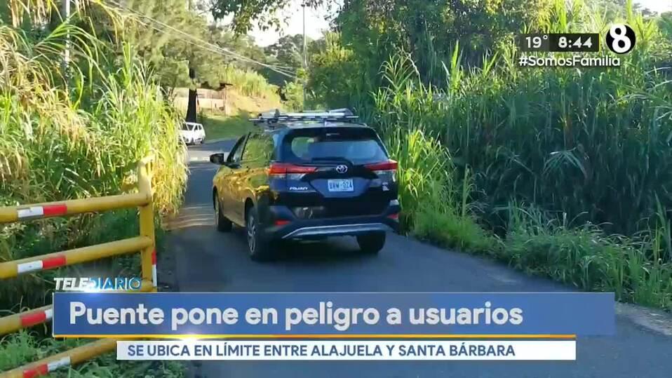 Noticias Telediario, con Douglas Sánchez 27 de julio de 2021
