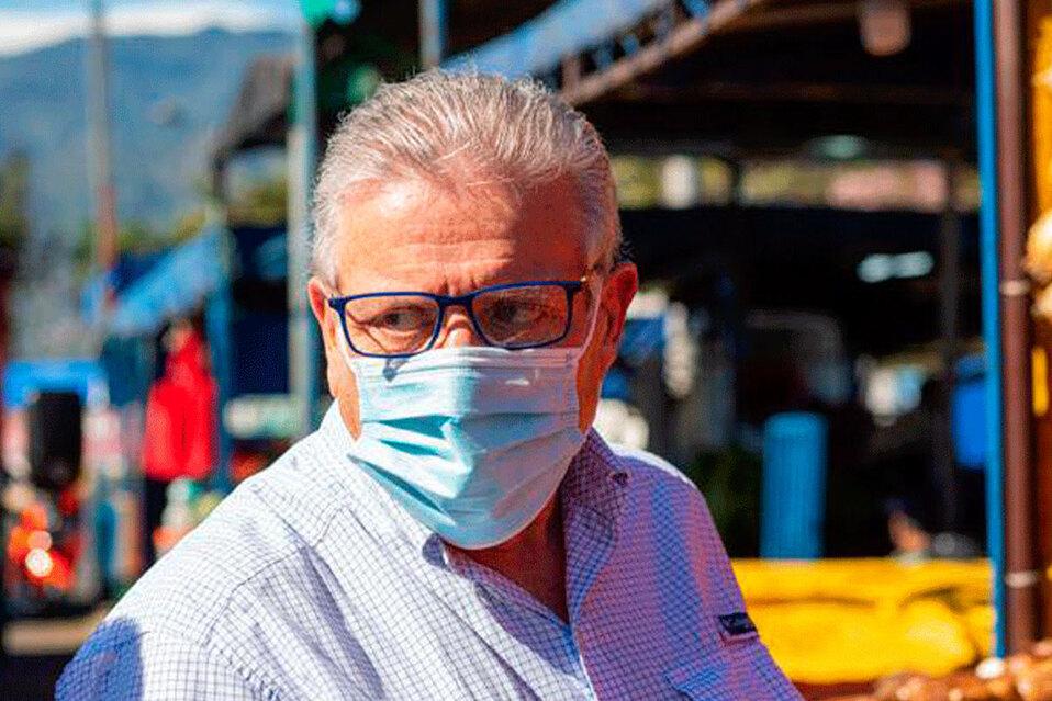 Rolando Araya renuncia a PLN para unirse al Partido Costa Rica Justa.