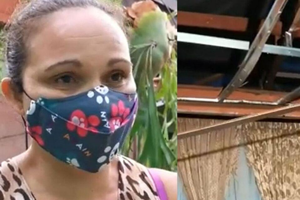 Torbellino en Heredia: Así quedaron las viviendas afectadas