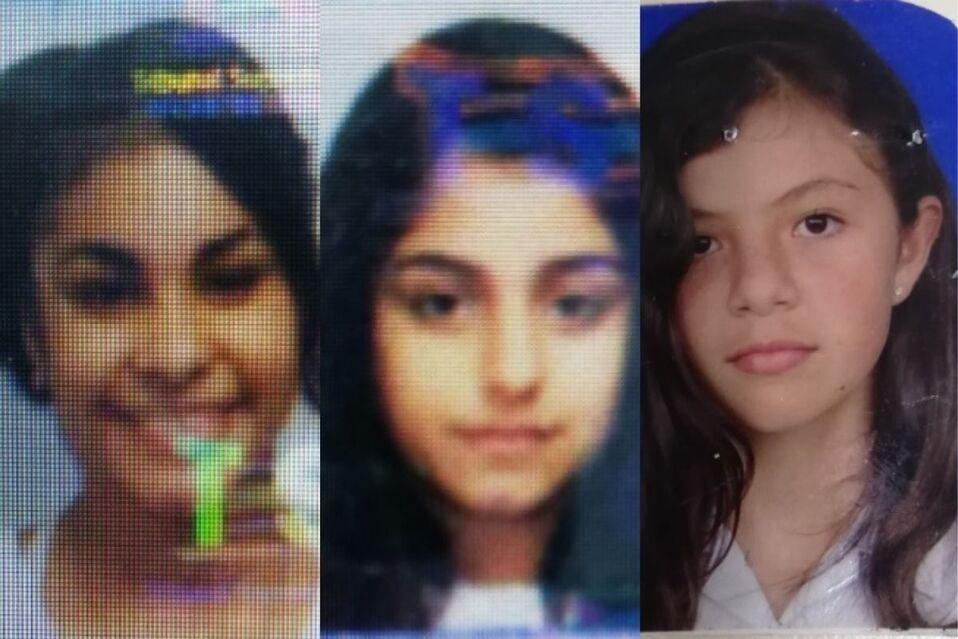 Jóvenes extraviadas de 14 y 16 años