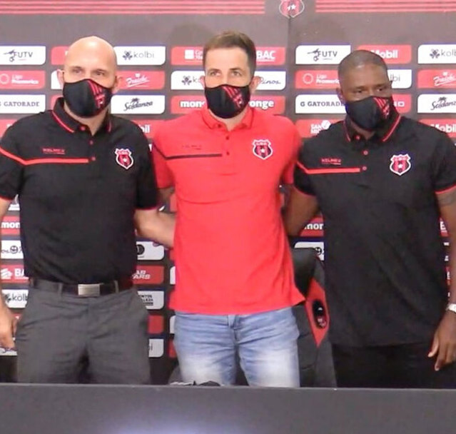 Luis Marín vuelve como director técnico a la Liga Deportiva Alajuelense