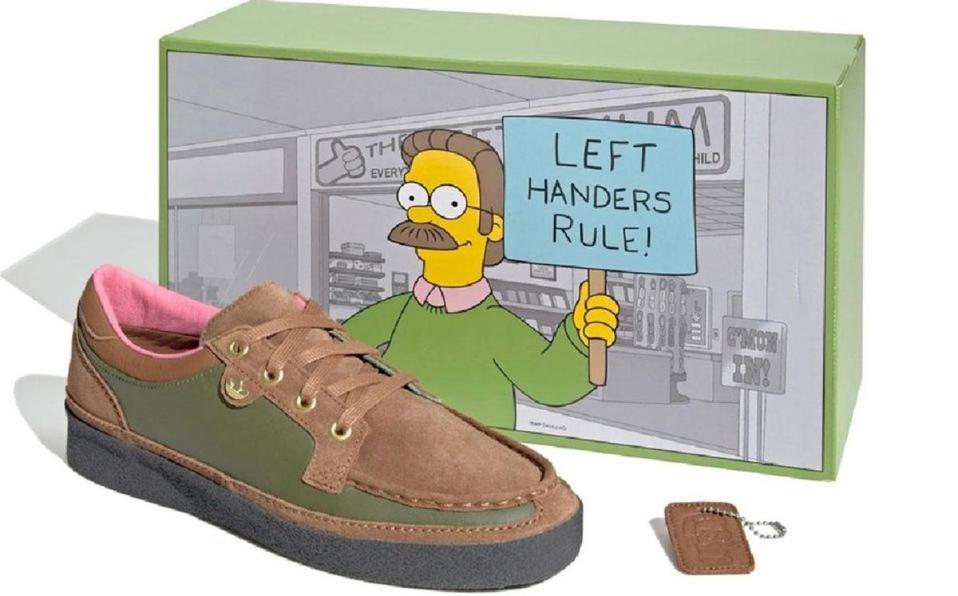 La nueva edición Adidas de Ned Flander de