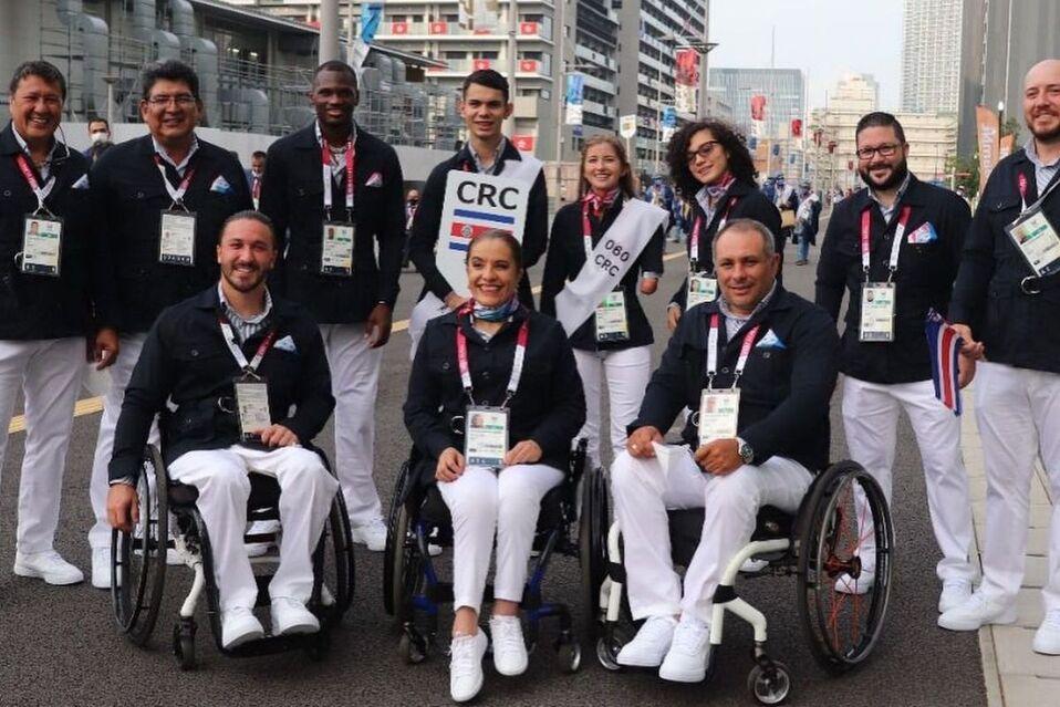 Inauguración de los Juegos Paralímpicos de Tokio 2020