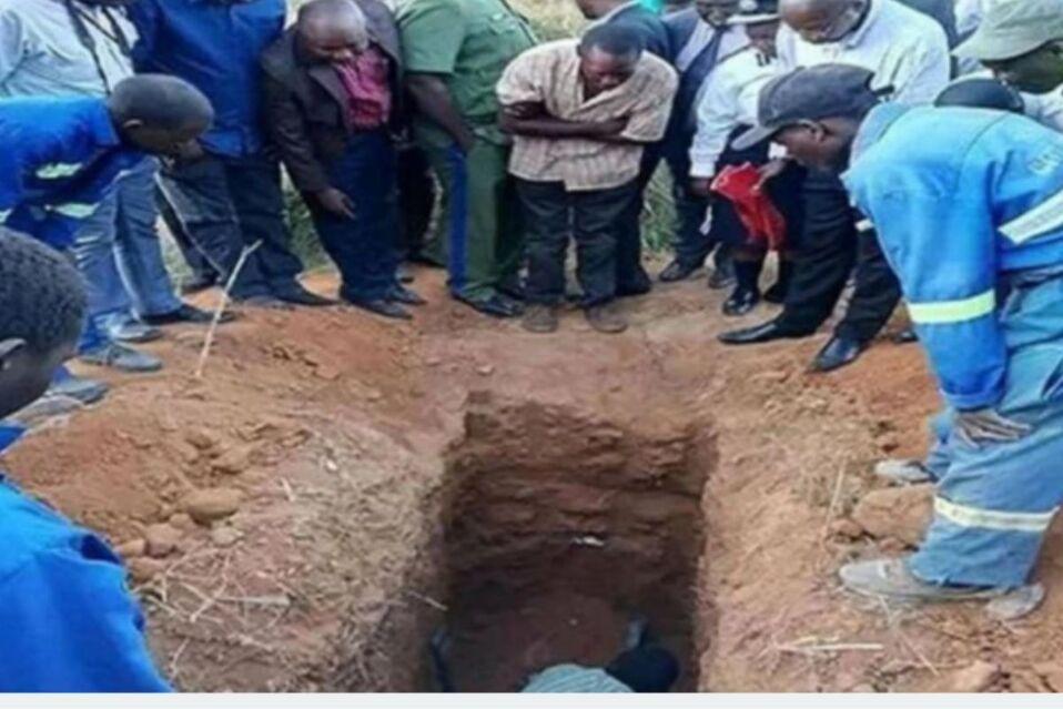 Pastor intenta emular la resurrección de Jesús y lo entierran vivo
