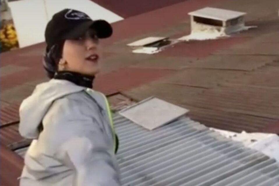 Joven Tik toker cae de una azotea y muere mientras filmaba un video