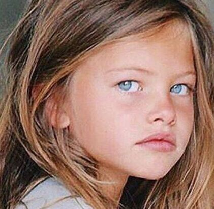 Así luce la niña más hermosa del mundo