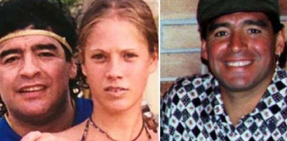 La historia del romance entre Diego Maradona y una joven de 17 años