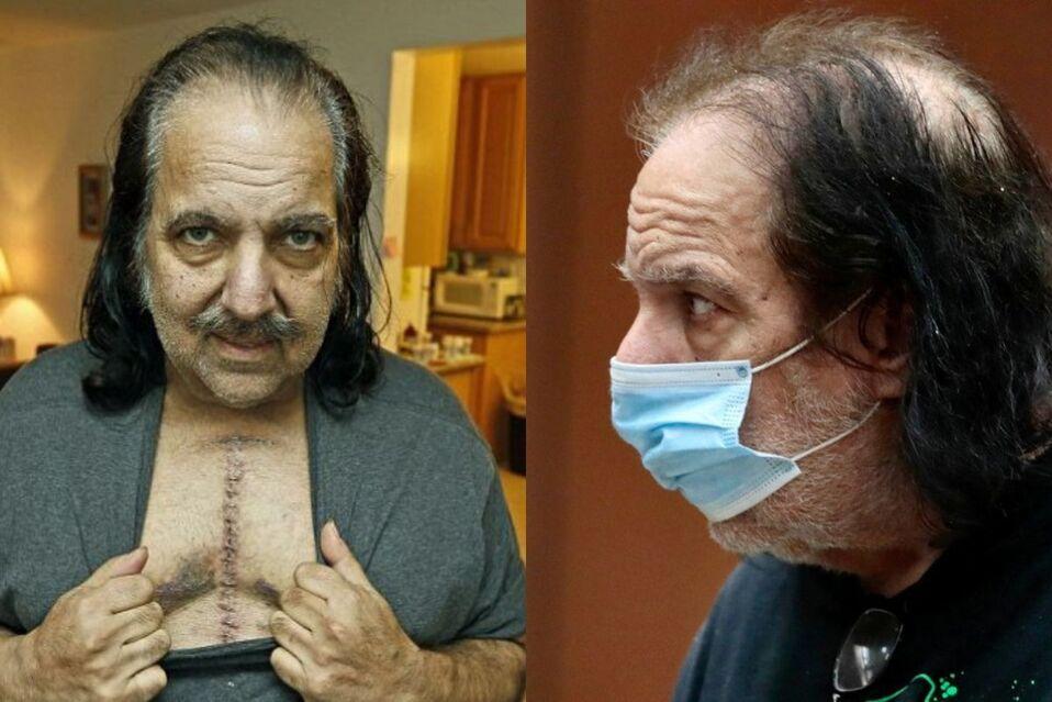 Ron Jeremy es acusado por más de 30 cargos por agresión sexual