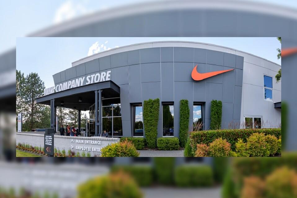 Oficinas Centrales de Nike en Oregón, Estados Unidos