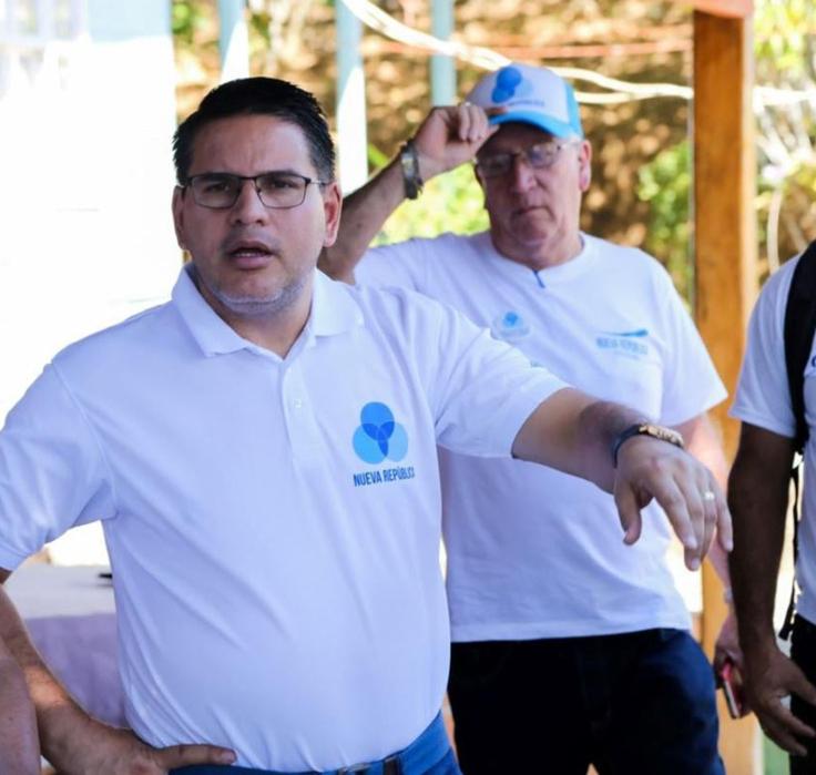 Fabricio Alvarado ya fue candidato presidencial en 2018.