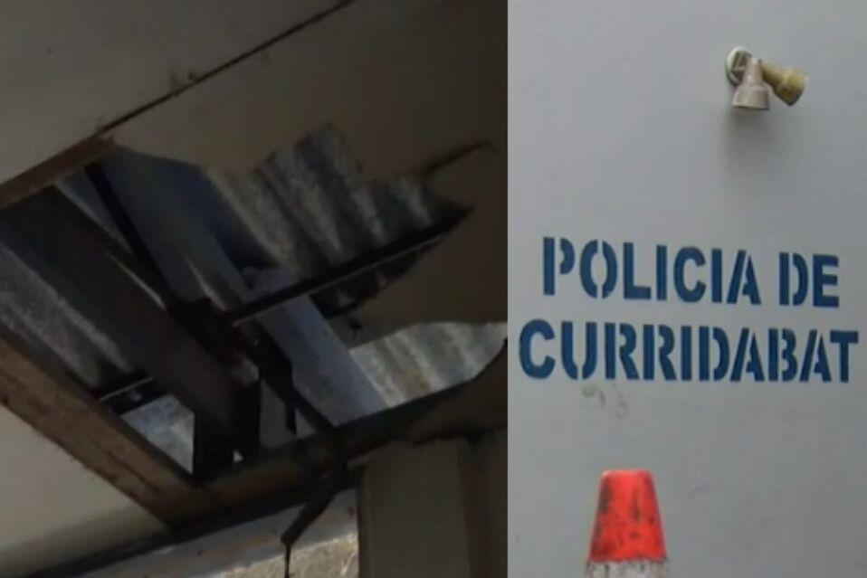 Policías en delegación trabajan en condiciones precarias de infraestructura en Curridabat