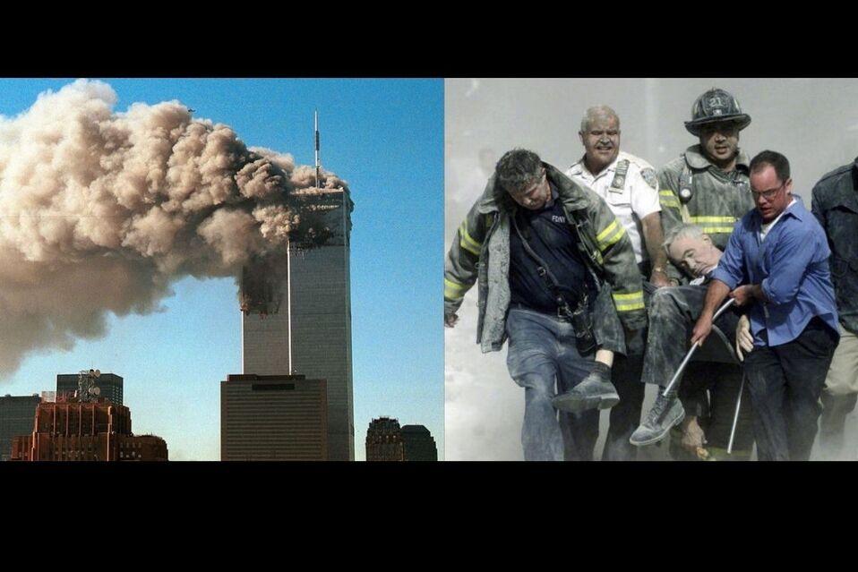 El 11 de septiembre siempre será recordado como uno de los días más tristes.