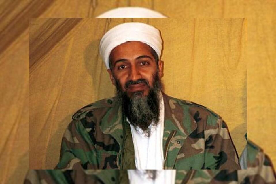 En ese entonces el más buscado en todo el mundo Osama Bin Laden