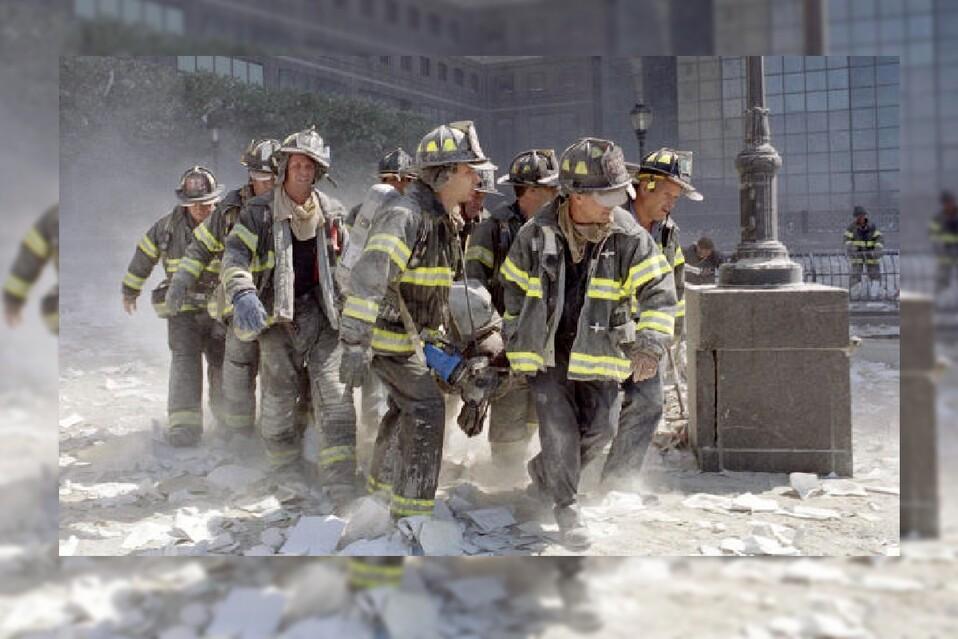 Los héroes del 11 de septiembre