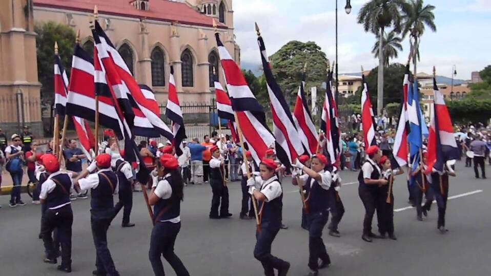 Los desfiles del