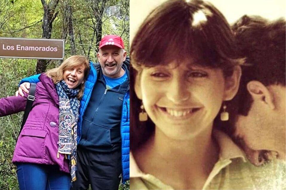 Fueron novios en la adolescencia, se reencontraron después de 33 años y hoy planean su boda