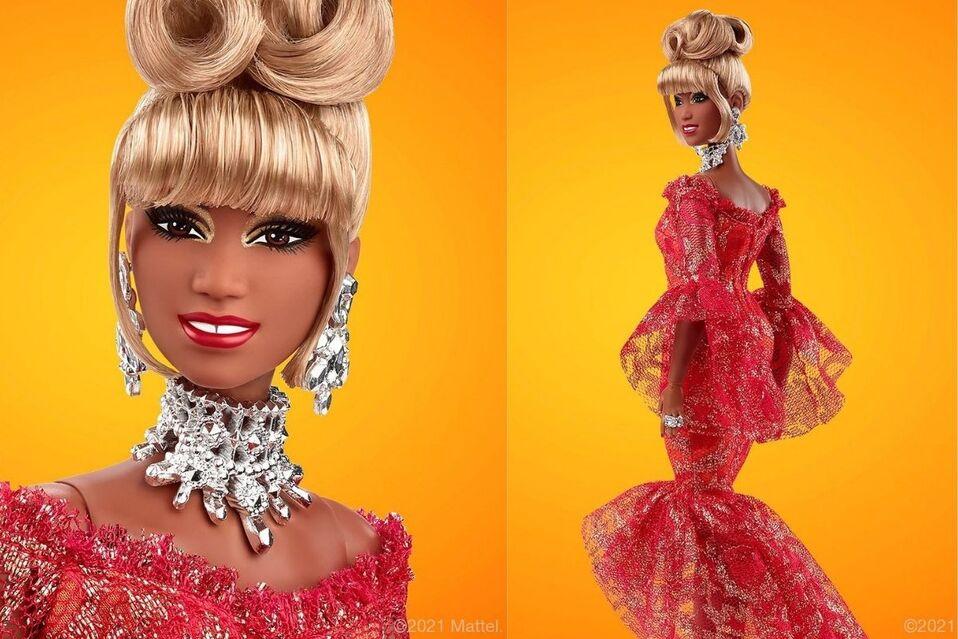 Barbie lanza muñeca inspirada en Celia Cruz