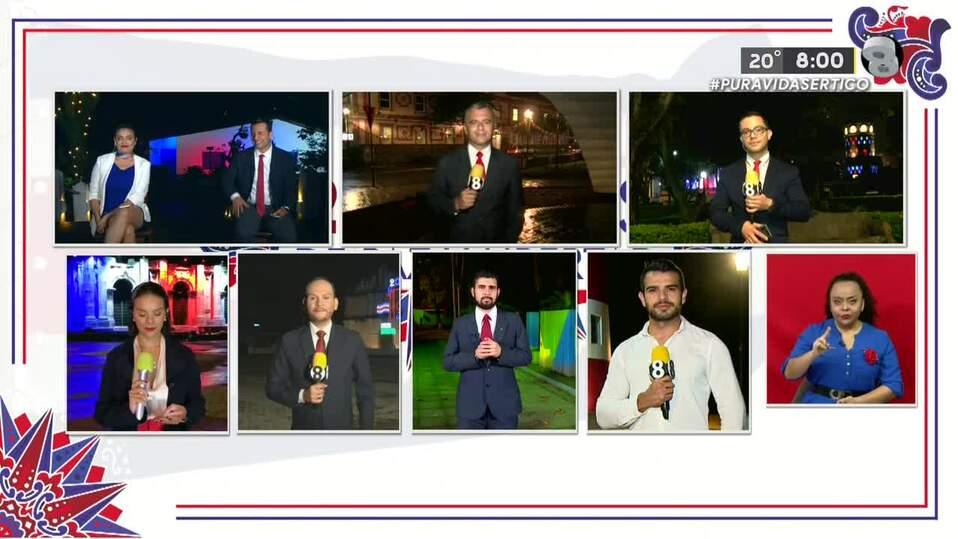 Noticias Telediario con Douglas Sánchez, 15 de septiembre de 2021