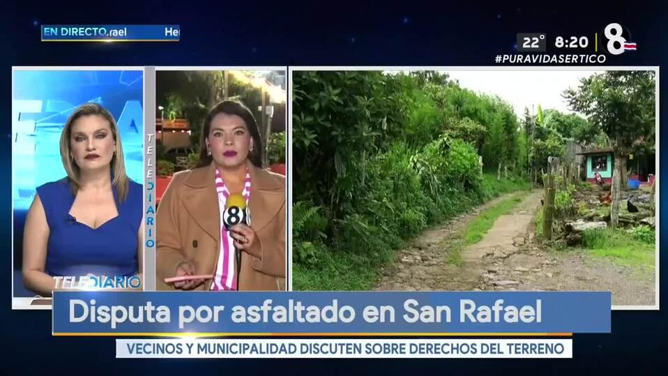Noticias Telediario con Douglas Sánchez, 17 de septiembre de 2021