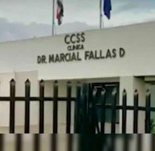 Centro médico activó plan de contingencia.