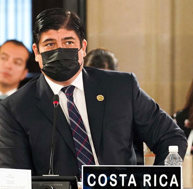 Costa Rica llama a fortalecer agenda de Cambio climático, vacunas y financiamiento en la CELAC