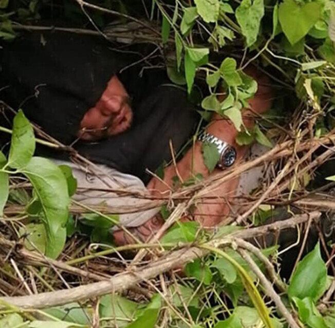 Hombre estaba deshidratado en medio de las montañas de Escazú
