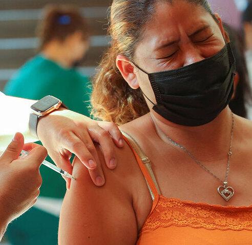 Estados Unidos enviará vacunas contra covid-19 a Costa Rica. (Foto: Referencia 7 Reuters)
