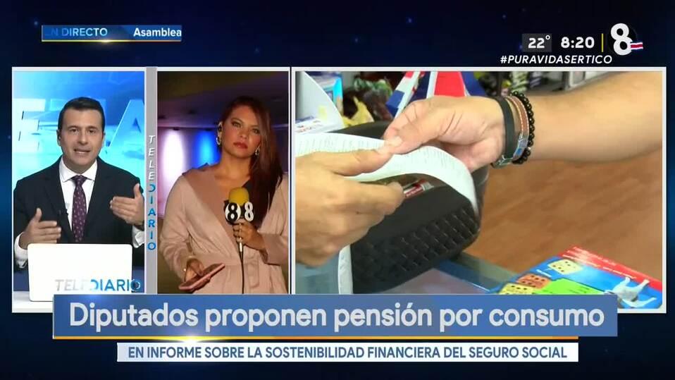 Noticias Telediario con Douglas Sánchez, 20 de septiembre de 2021