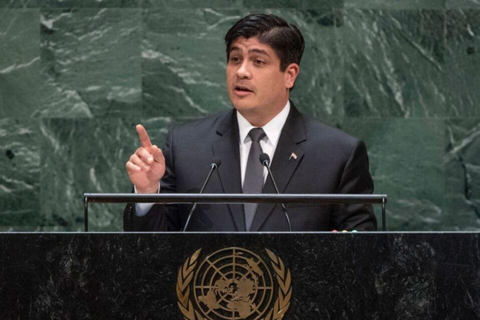 Carlos Alvarado denuncia al Gobierno de Daniel Ortega
