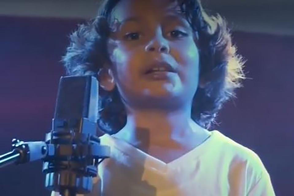 Cinco niños triunfan con canción del Bicentenario de Costa Rica