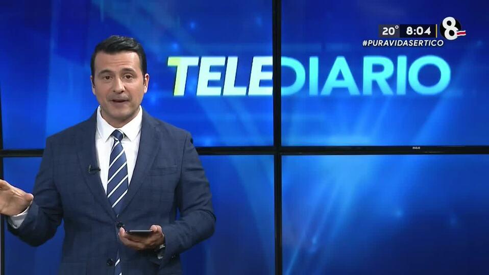 Noticias Telediario con Douglas Sánchez, 22 de septiembre de 2021