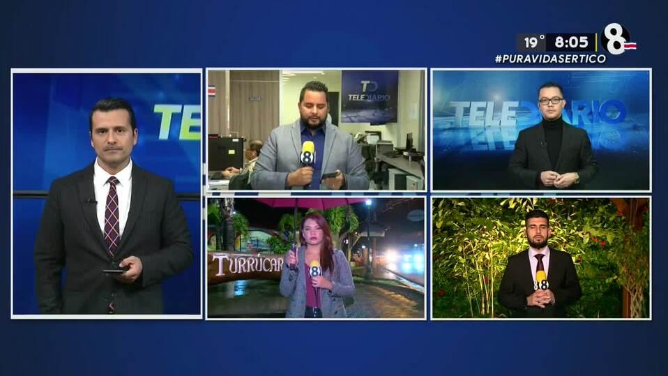 Noticias Telediario con Douglas Sánchez, 23 de septiembre de 2021