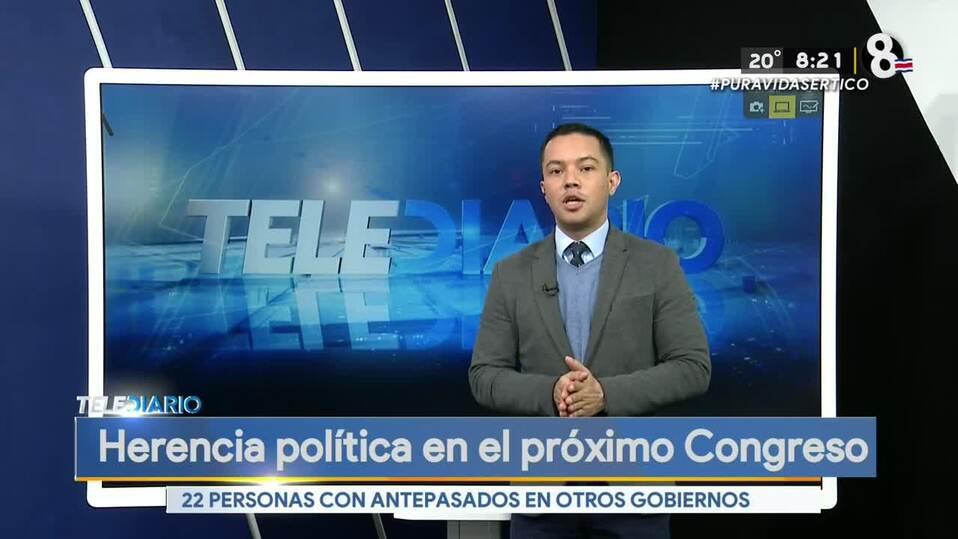 Noticias Telediario con Douglas Sánchez, 27 de septiembre de 2021