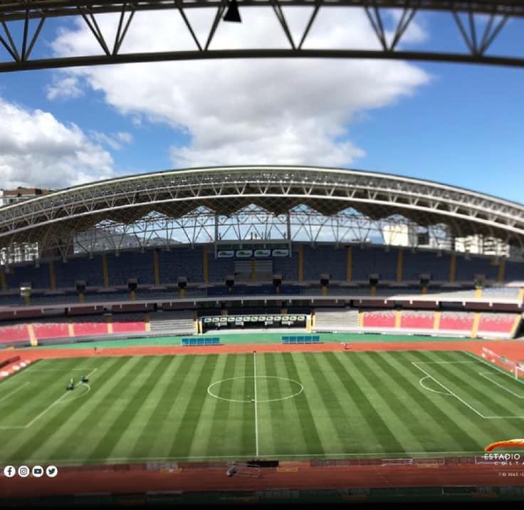 Foto: Estadio Nacional