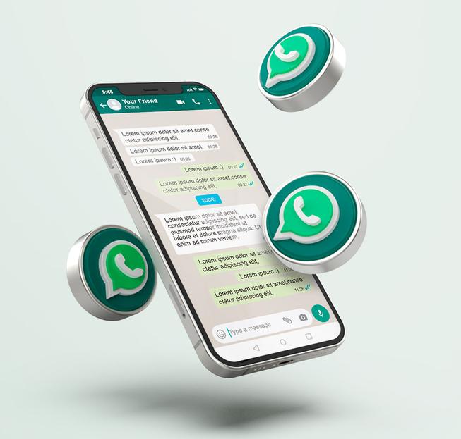 Las nuevas actualizaciones de Whatsapp incluye un emoji secreto. (Foto: Freepik)