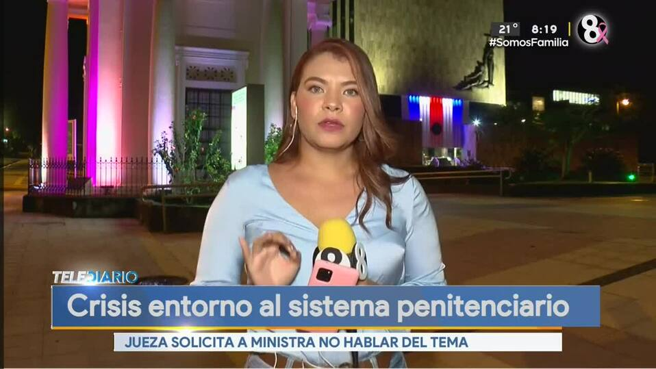 Noticias Telediario con Douglas Sánchez, 01 de octubre de 2021