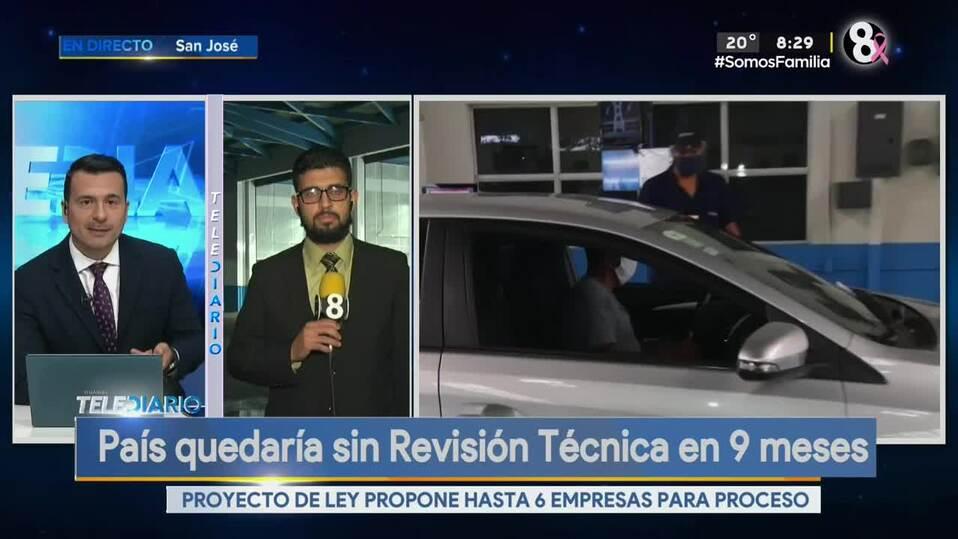 Noticias Telediario con Douglas Sánchez, 07 de octubre de 2021