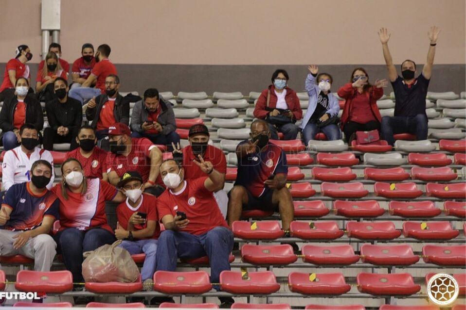 Solo vacunados podrán ver a Costa Rica ante El Salvador en el Estadio Nacional