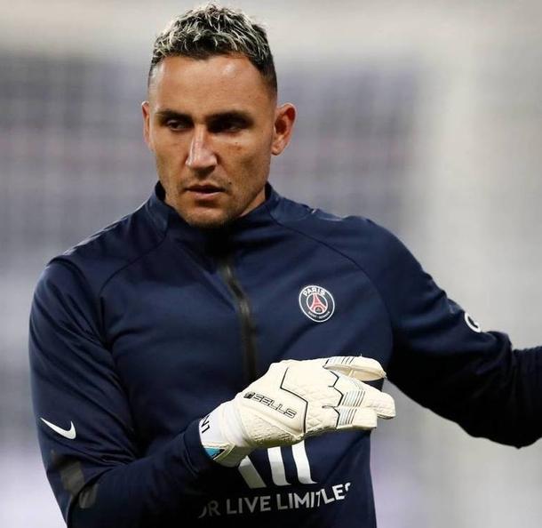 Eligen a Keylor Navas como mejor portero de la Ligue 1