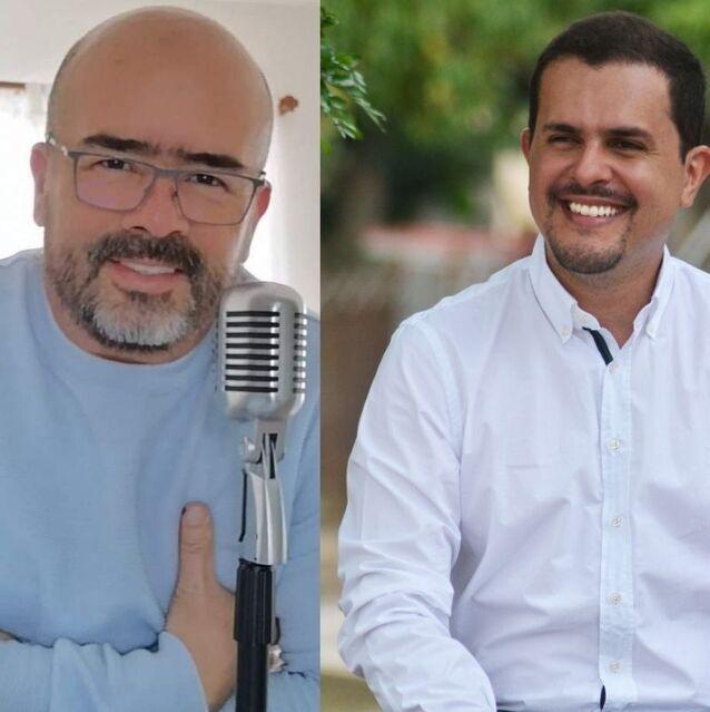 Freddy Serrano y Henry Rodríguez llegan a Canal 8