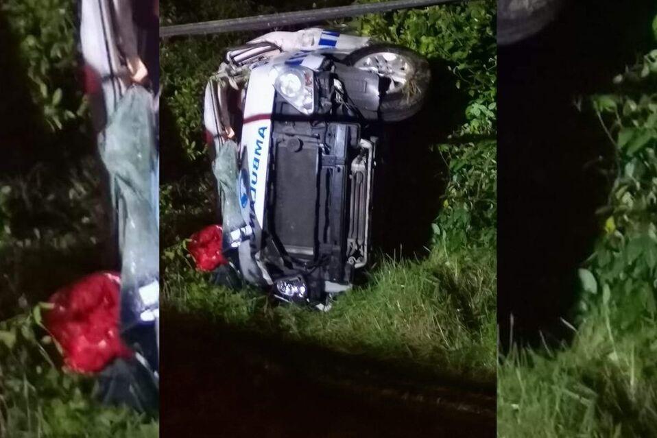 Mueren funcionarias de la CCSS en accidente de tránsito: VIDEO