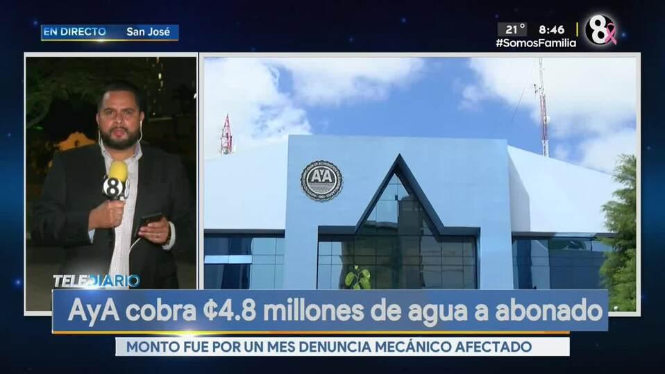 Noticias Telediario con Douglas Sánchez, 12 de octubre de 2021