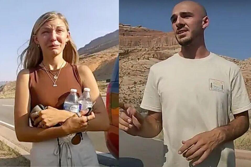 Gabby Petito y Brian Laundrie: El caso le da la vuelta al mundo
