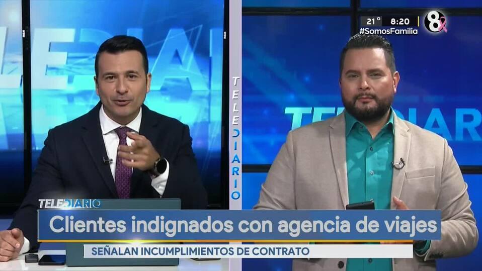 Noticias Telediario con Douglas Sánchez, 13 de octubre de 2021