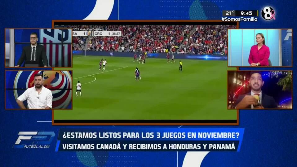 Fútbol al Día, 13 de octubre de 2021