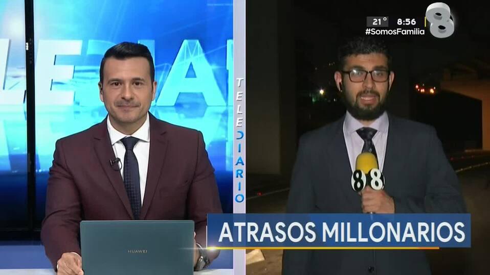 Noticias Telediario con Douglas Sánchez, 14 de octubre de 2021
