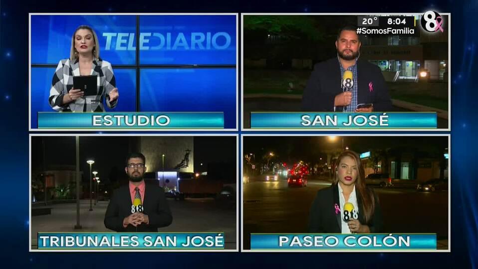 Noticias Telediario con Douglas Sánchez, 15 de octubre de 2021