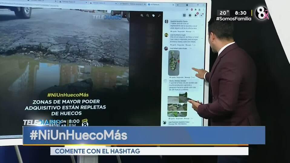 Noticias Telediario con Douglas Sánchez, 20 de octubre de 2021