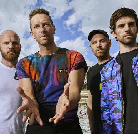 Coldplay abre segunda fecha de concierto en Costa Rica